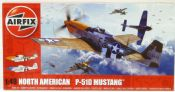 Airfix A05138 North American P-51D Mustang